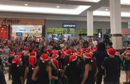 Show de corais integram programação  natalina do Campinas Shopping